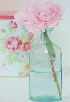 Romance in bottle