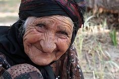 ancient smile