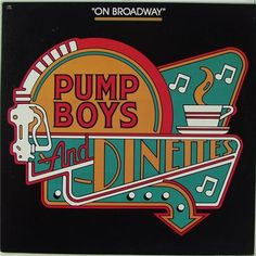 26 best musicals with a majority of roles for women images on pump boys and dinettes on broadway original cast lp fandeluxe Image collections