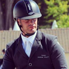 #gregorycottard au #jumpingdelabaule avec Horse Pilot