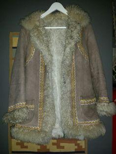 Afghan coat/ Afghaanse jas.  Original vintage