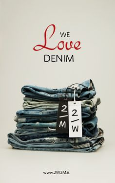 We love Denim... and you?