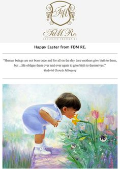 Happy Easter !! # www.fdmre.com