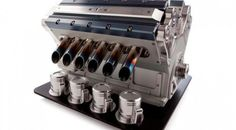 The Car Engine Espresso Maker - Coffee with a Kick