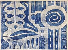 Aude-Noelle Nevius - Blog: Collagraph - Printmaking ink over Rives BFK paper,...