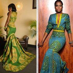 37 gorgeous African wedding dresses   Fmag