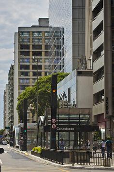 Paulista Av., São Paulo, Brazil
