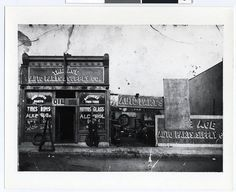 old car parts store pictures