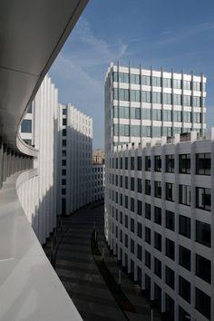 Офисно-деловой комплекс Аквамарин