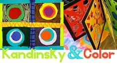 Kandinsky Art Lesson for Kids