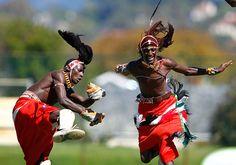 Kenya's Maasai Cricket Warriors