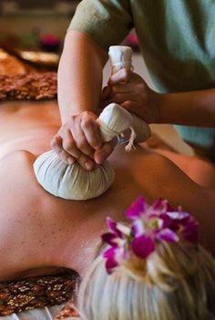 Benessere - Spa Day - Anantara Phuket Villas - Massage Thai Lu Prakob