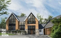 PLANNING GRANTED : SELF BUILD REPLACMENT DWELLING IN GREENBEL, DARTFORD, KENT — TONY HOLT DESIGN : SELF BUILD DESIGNERS