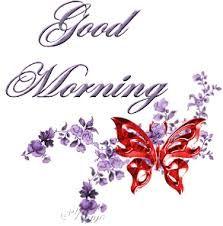 Afbeeldingsresultaat voor good morning butterfly