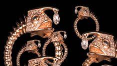 Se state cercando e l'allure in chiave moderna che contraddistingue i nomi che hanno fatto la storia della gioielleria, scoprite Solange Azagury Partridge.