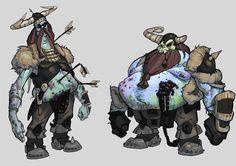 zombie vikings by ~TinyPEN15 on deviantART
