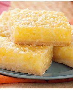 Pina Colada Bars http://wm13.walmart.com/Cook/Recipes/34715