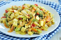 Pf Changs Coconut Curry Vegetables Recipe - Food.com: Food.com