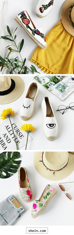 over Head Espadrille Flats Collection Heels ZdRBnpO