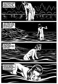 black hole graphic novel-#6