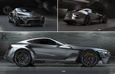 Grey  Aspid GT-21 Invictus