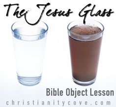 Bible Object Lessons   #biblelessons