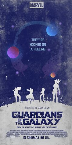 Guardians of the Galaxy Poster - ChipsEss0r on Deviant Art