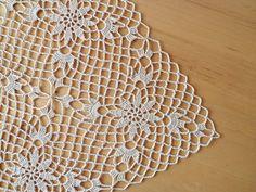 QS crochet: serwetka