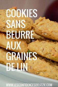 Voici ma recette des cookies sans beurre aux graines de lin #oatmeal #oats #cookies #breakfast #snacks #healthyfood
