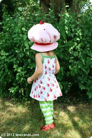 How about a little walk down memory lane for those of us that remember old school Strawberry Shortcake? I was a HUGE fan and had loa. Strawberry Shortcake Halloween Costume, Halloween 2019, Halloween Costumes, Hat Tutorial, Old School, Vintage Inspired, Harajuku, Hats, Costume Ideas