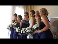 Wedding Videographer Perth - Bride and Groom Preparation - YouTube