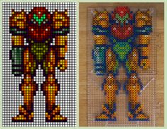 Will Work for Perler Beads from agamerswife.com