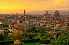 Florence, Italy. Love this region of Tuscany.....love you Firenze.....hope I can visit you again someday!!!!