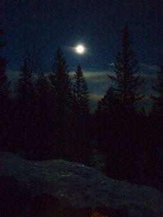 Månelyst ❤️