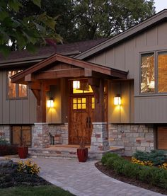 Exteriors - Home Remodeling Minneapolis, Home Improvements - Knight Construction Design