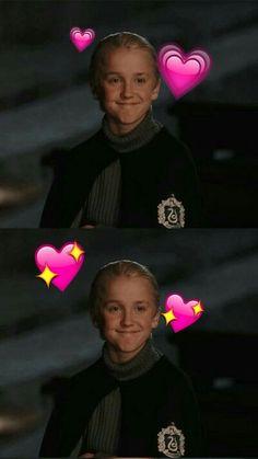 Saga Harry Potter, Harry Potter Icons, Harry Potter Draco Malfoy, Harry Potter Universal, Harry Potter World, Harry Potter Memes, Slytherin, Hogwarts, Dramione