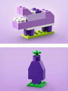 Laat je inspireren door je eigen wereld - Bouwinspiratie - Classic LEGO.com