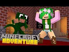 Minecraft - Little Kelly Adventures : LITTLE LIZARD PRANKED ME! - YouTube Minecraft School, Minecraft Skins, Minecraft Houses, Little Kelly, 7th Grade Ela, Little Lizard, Minecraft Tutorial, Prank Videos, Aphmau