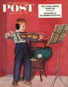 Feb 05 1955  Cover art