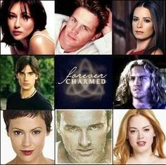 Hell yeah I know I am forever charmed this was my life,, taught  me so much like to never give up on love or that as one door closes another one opens and that you can be who ever you want to be as strong and as powerful as you wish no matter how you start life.
