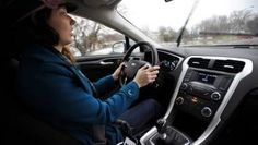 Restaurant online ordering shifts into high gear as Ford's SYNC connectivity system lets drivers use voice commands to order Domino's pizzas.   Eat Beat Business content from Restaurant Hospitality