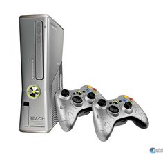 This is what my Halo: Reach Edition Xbox 360 looks like. It came with what you see and a copy of Halo: Reach. All for only fifty dollars more than the price of a standard Xbox 360 S.
