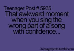 Happens to me Everyday!