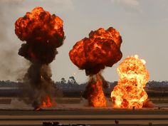 Explosions Are Usually Very Bad. But I Can't Stop Laughing At These... LOL. You'll See...