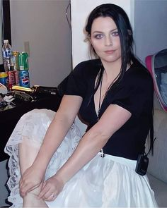 Bring Me To Life, Bring It On, Amy Lee, Evanescence, Tulle, Concert, Skirts, Instagram, Fashion