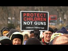 Thousands of protesters marched in Washington on Saturday calling for for stricter gun control laws following the Sandy Hook school massacre