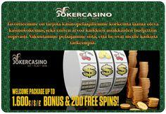https://flic.kr/p/ZYuLas | jackpot-hedelmäpelit, rahapelit, tervetuliaisbonus | Follow us : www.jokercasino.com/fi  Follow us : followus.com/rahapelit  Follow us : videohedelmapelit.wordpress.com