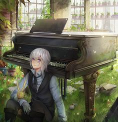 Peaceful Times by aionlights on DeviantArt. Looks like a scene from Immortal Instrument.
