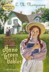 anne of green gables // and the whole series. sigh.  @Jenn L Autry - we'll get to PEI one day, I promise!