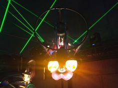 Light Festival Brooklyn Bridge, Fall 2014